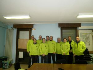 Photo des membres du comité directeur